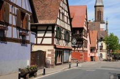 Kintzheim, Route des Vins, Alsace
